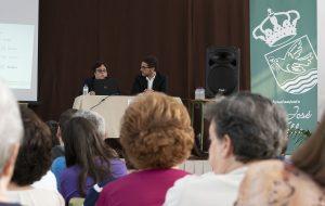Pablo Pineda inaugura la Escuela Municipal de Madres y Padres de nuestro pueblo