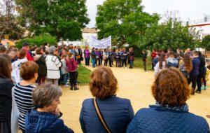 San José Del Valle dice NO a la Violencia de Género.