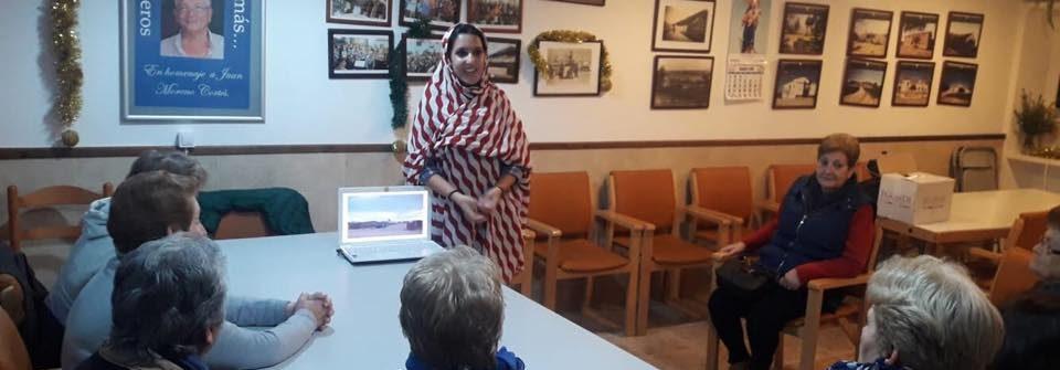 Clausura del programa de sensibilización con el Sáhara.