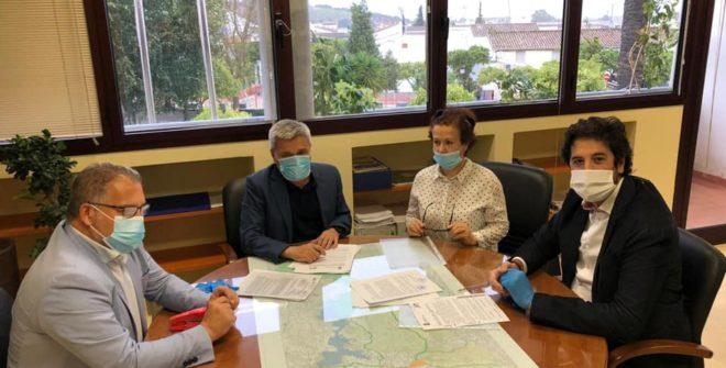 Firmado el Convenio entre el Excmo. Ayuntamiento y Agua & Gestión para que ejecute el proyecto de descalcificar nuestra agua.