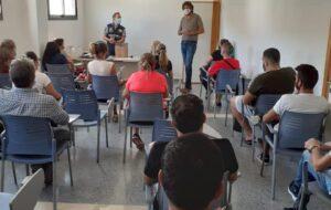 Comienzan los cursos municipales de formación para desemplead@s.