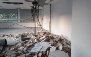 """Comenzamos las obras de remodelación del Centro Ocupacional """"Casa de los Maestros"""""""