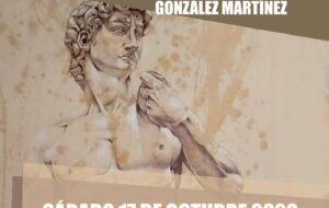 Exposición de Pintura Artística de la artista local Margot González Martínez.