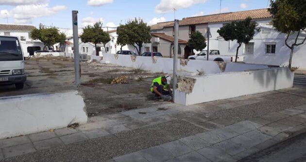 Comienzan la ejecución de obras en nuestro pueblo por valor de 811.250 euros repartidos en diferentes Planes y Programas.