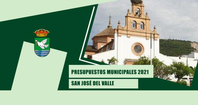 Aprobado y publicado el PRESUPUESTO MUNICIPAL DE 2021.
