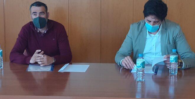 Presentación del SAEL en el Ayuntamiento de San José del Valle